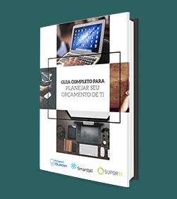 eBook Gratuito Guia completo para planejar seu orçamento de TI