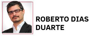 Roberto Dias - Coordenador