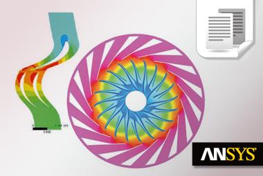 Domínios rotativos para simulação de turbomáquinas