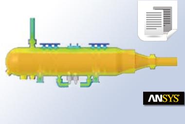Simulação de separadores submarinos