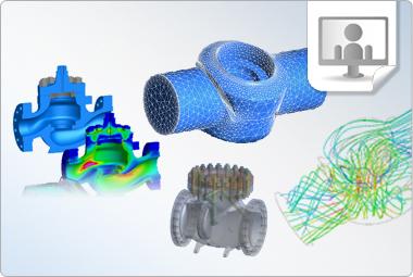 Projetos de válvulas industriais
