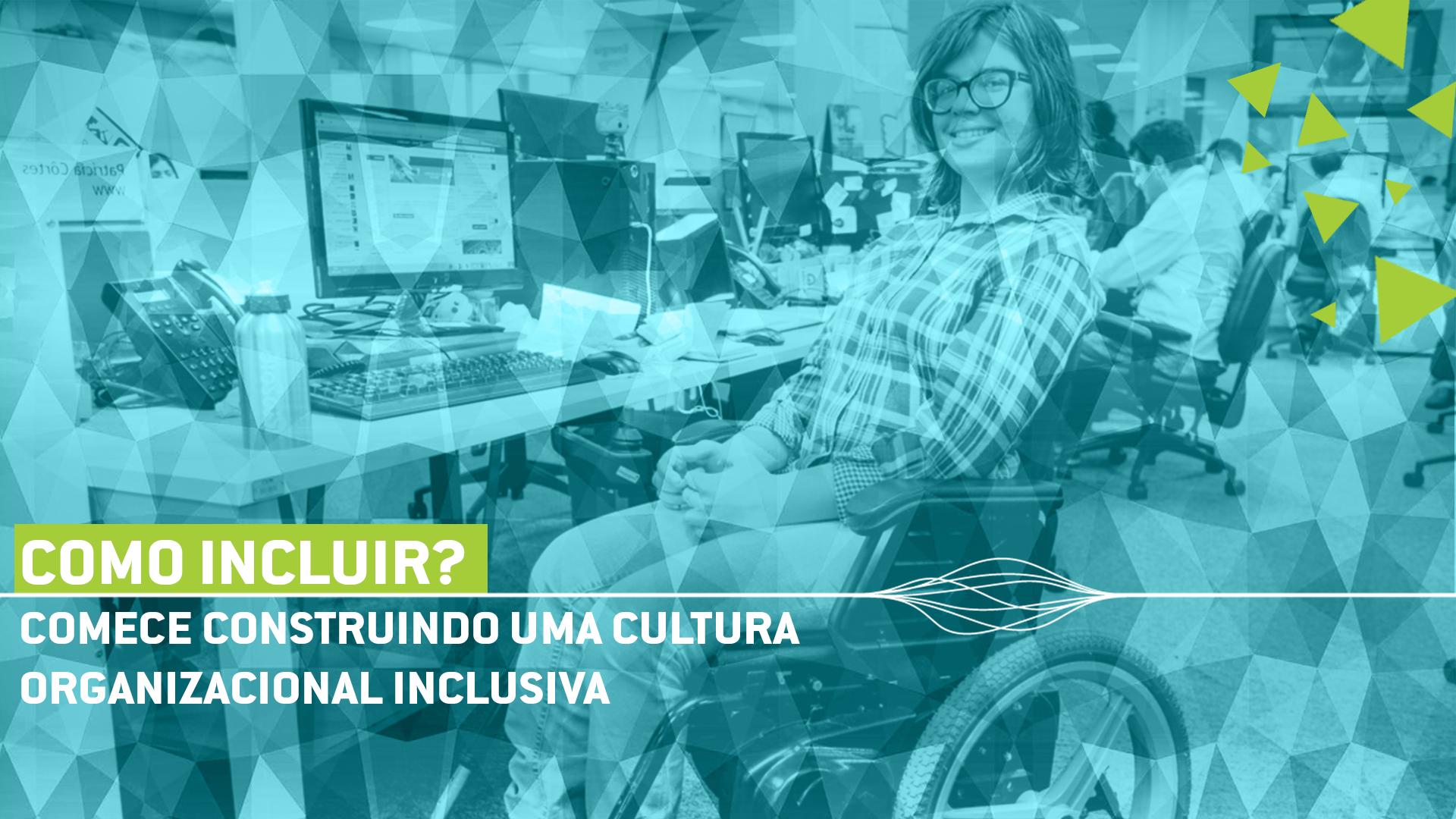 E-book Cultura de inclusão nas empresas