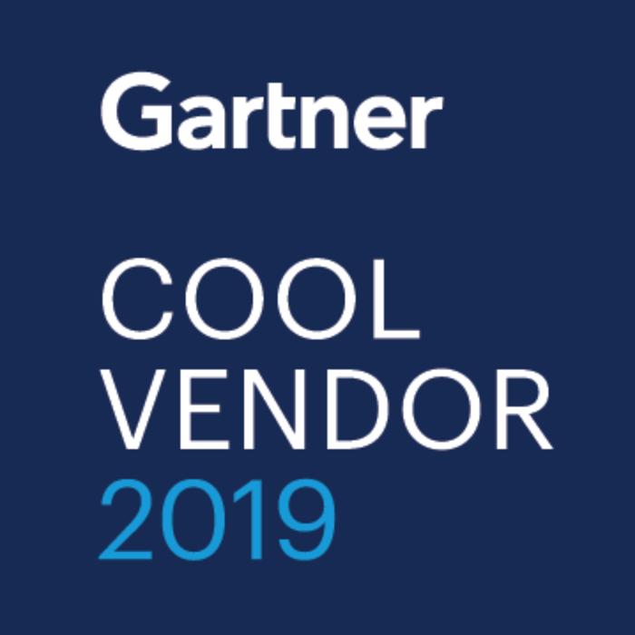 Gartnet Cool Vendor 2019