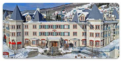 Marriot Residence Inn Mont Tremblant