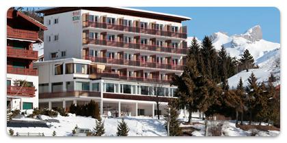 Hotel Elite Crans-Montana