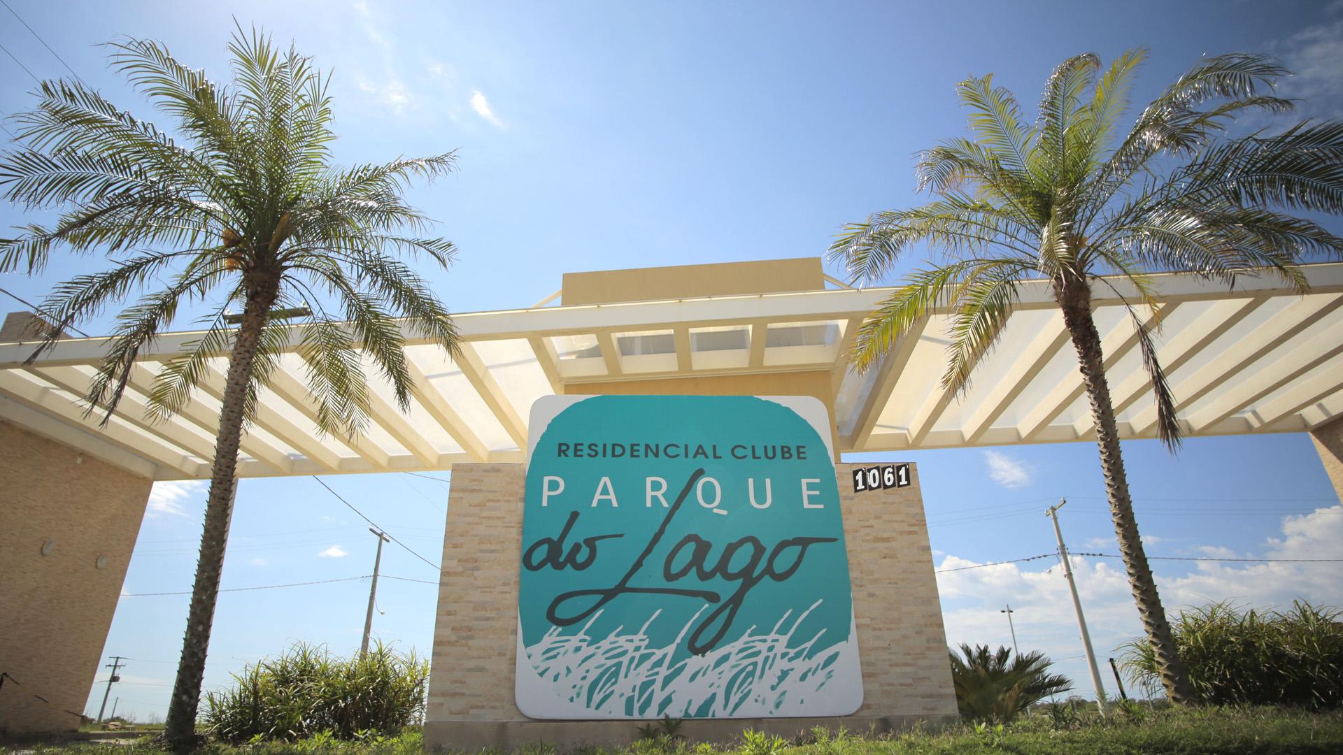 Portaria Parque do Lago - Cassino, Rio Grande - Marcos Otero