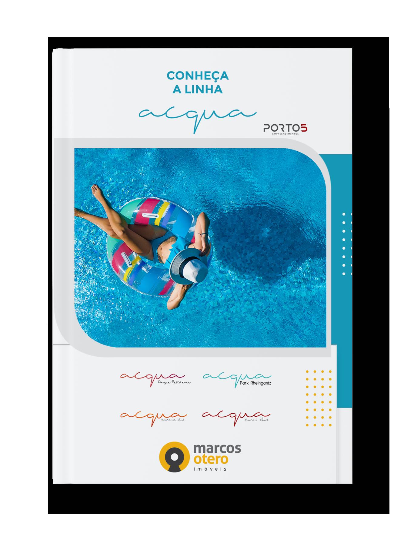 EBOOK DA LINHA ACQUA