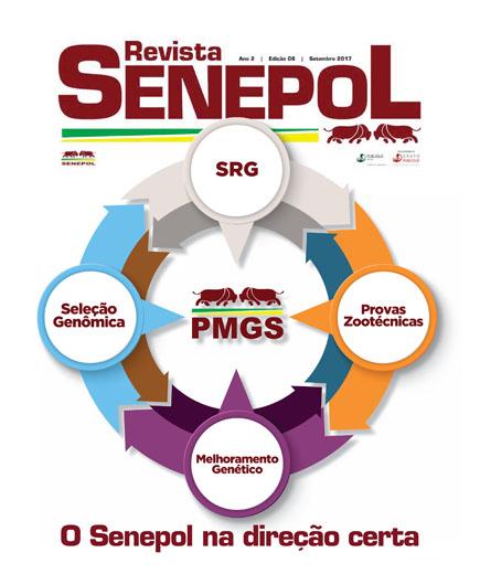 Capa da revista senepol 08