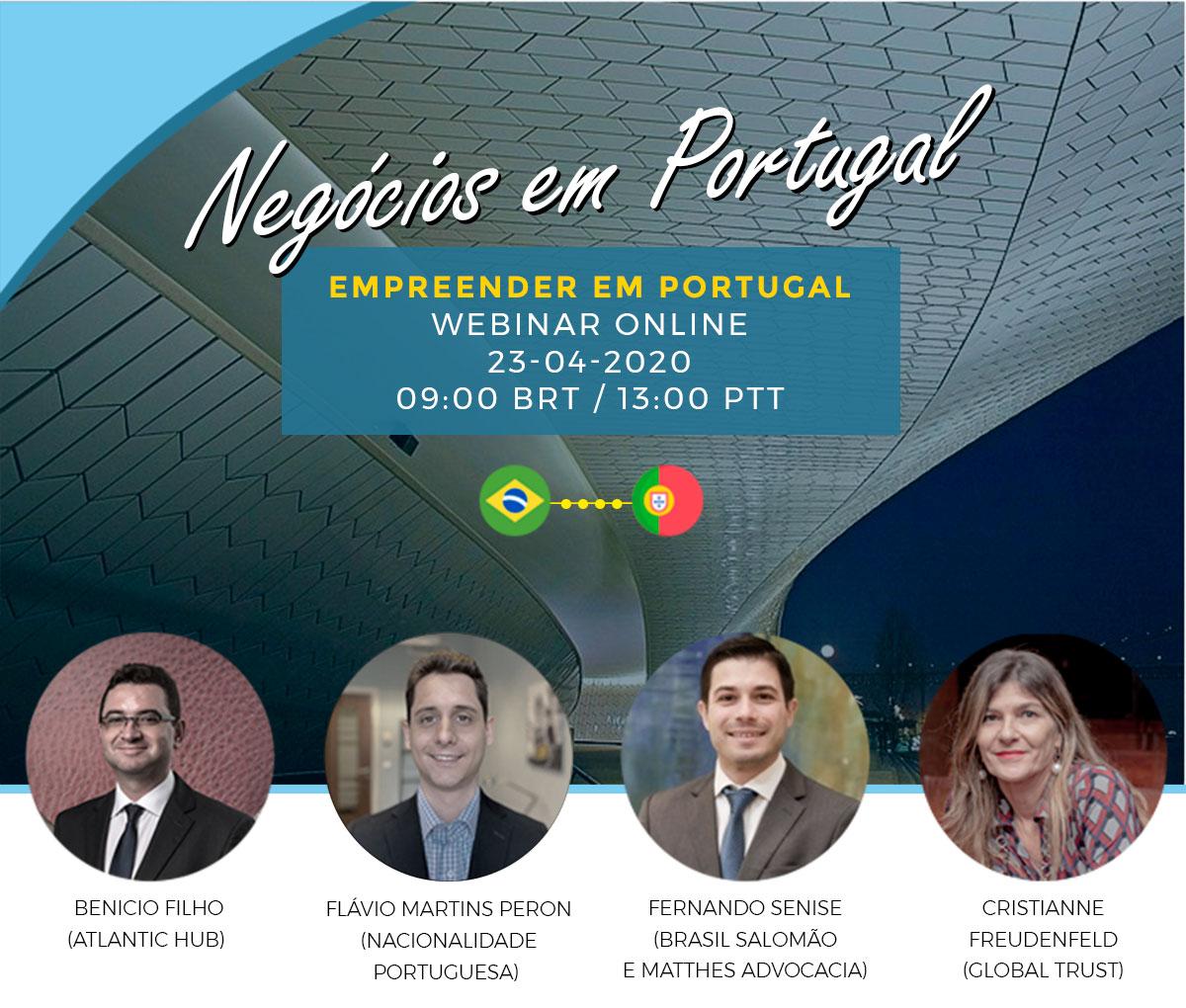 Negócios em Portugal