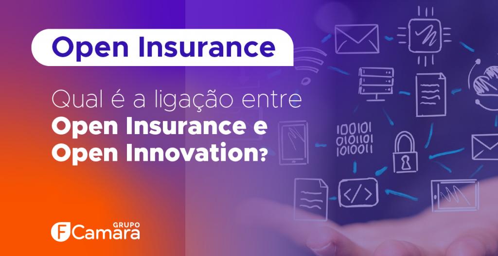 Imagem diferença open insurance e open innovation