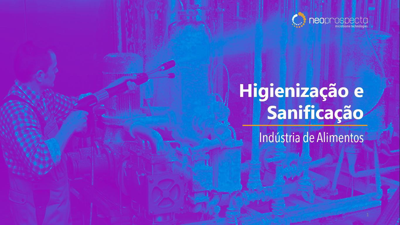 ebook higienização sanificação indústria alimentos