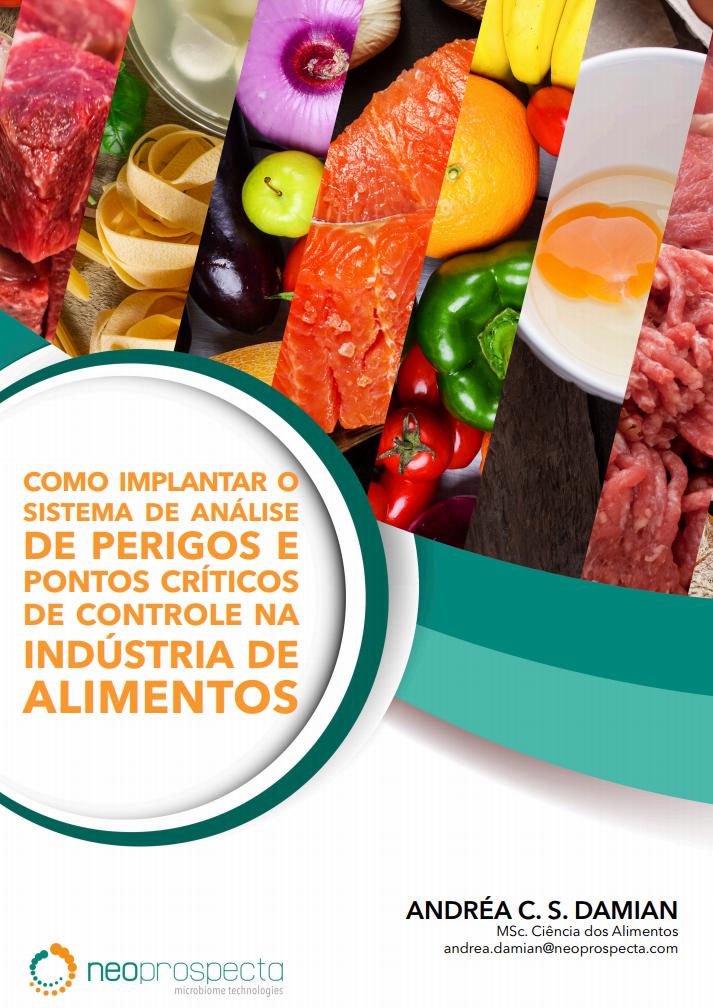 ebook appcc indústria de alimentos
