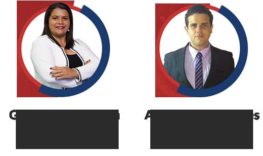 Webinar Fluxo de Caixa Palestrantes: Geordânia Oliveira e Augusto Magalhães