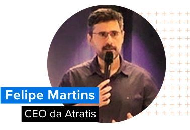 Felipe Martins - CEO da Atratis Digital