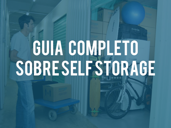 Guia completo sobre Self Storage