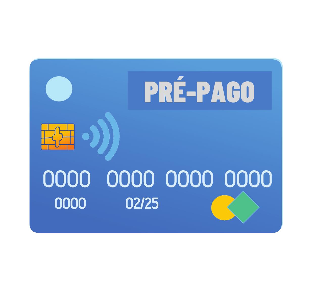 Conheça cartão pré-pago