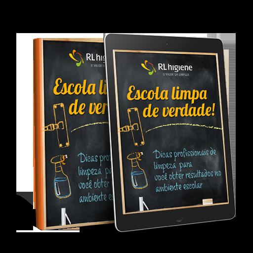 ebook escola limpa de verdade