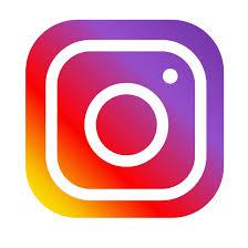 Logo do Instagram - formato de uma câmera na cor vermelha e amarela
