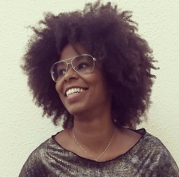 Grace Santos  Co-Fundadora. Paulistana, 39 anos, formada em Recursos Humanos e Ciências Econômicas.