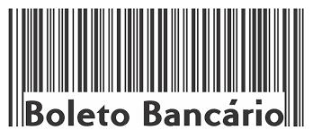 listras pretas em formato de boleto bancario