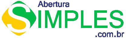 Logo abertura simples