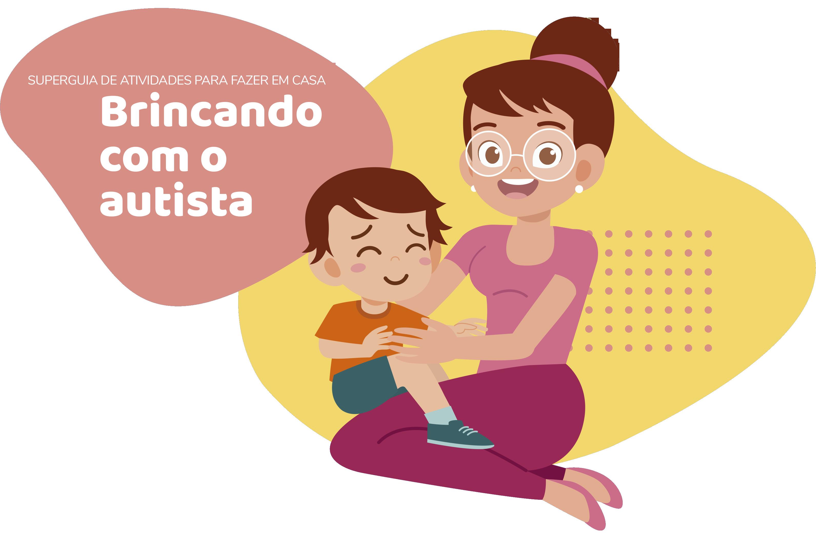 Cartilha de apoio à família de autismo: Descobrindo o Infinito Azul