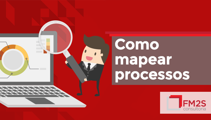 Como Mapear Processos