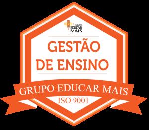 Selo Grupo Educar Mais
