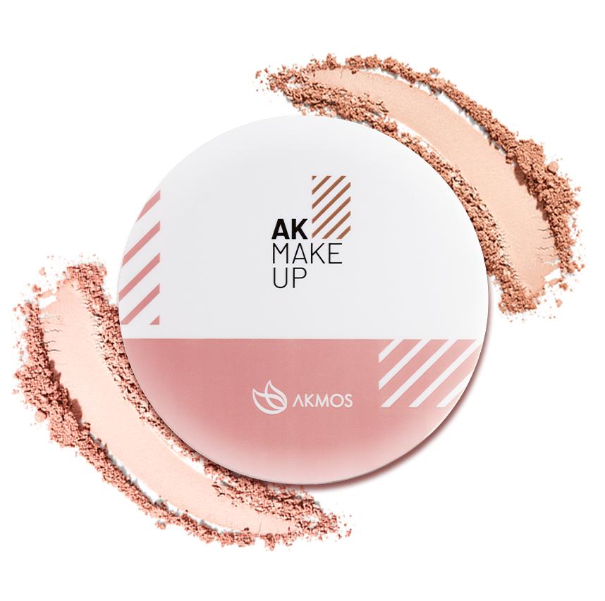 AK Makeup - Pó Compacto com FPS 50