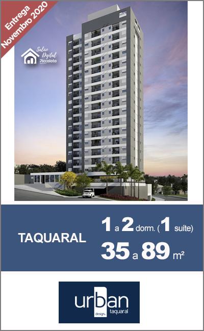 Lançamento Urban Taquaral