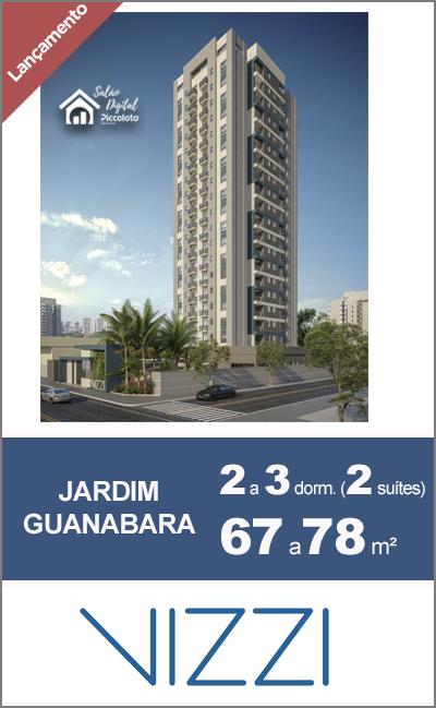 Lançamento Vizzi Jardim Guanabara