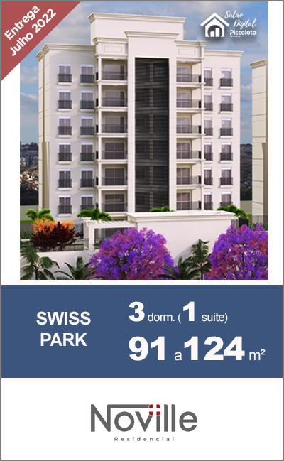 Lançamento Noville Swiss Park