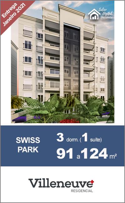 Lançamento Villeneuve Swiss Park