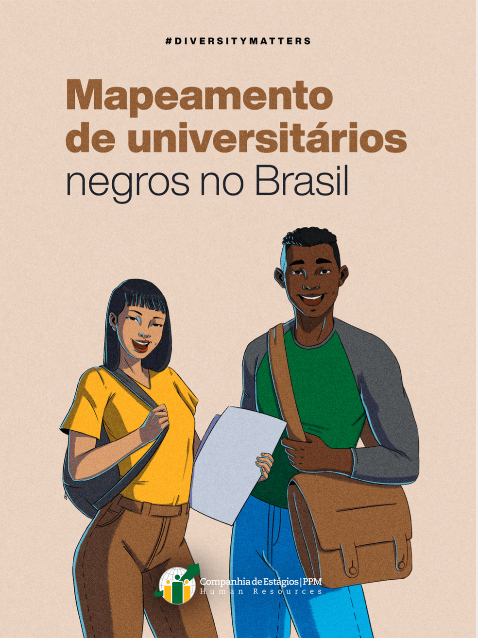 Ebook Mapeamento Negros