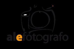 logotipo Alefotografo
