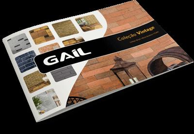 Catálogo Gail - Coleção Vintage