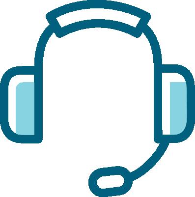 imagem de fone de ouvido