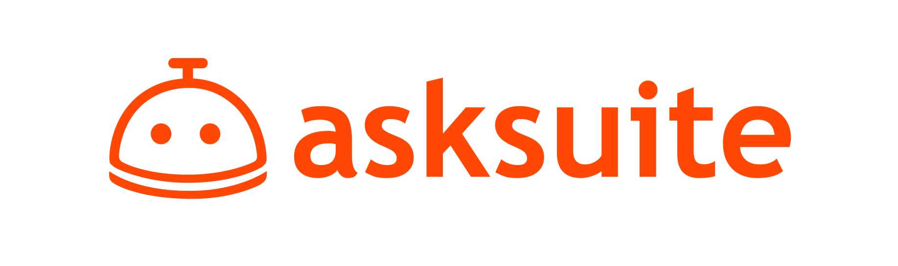 logotype asksuite hotel chatbot