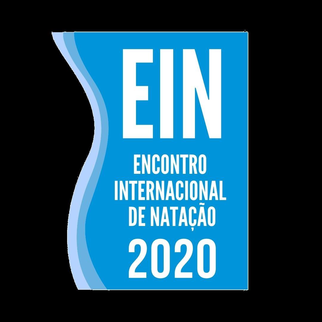 logo encontro internacional de natação 2020 EIN
