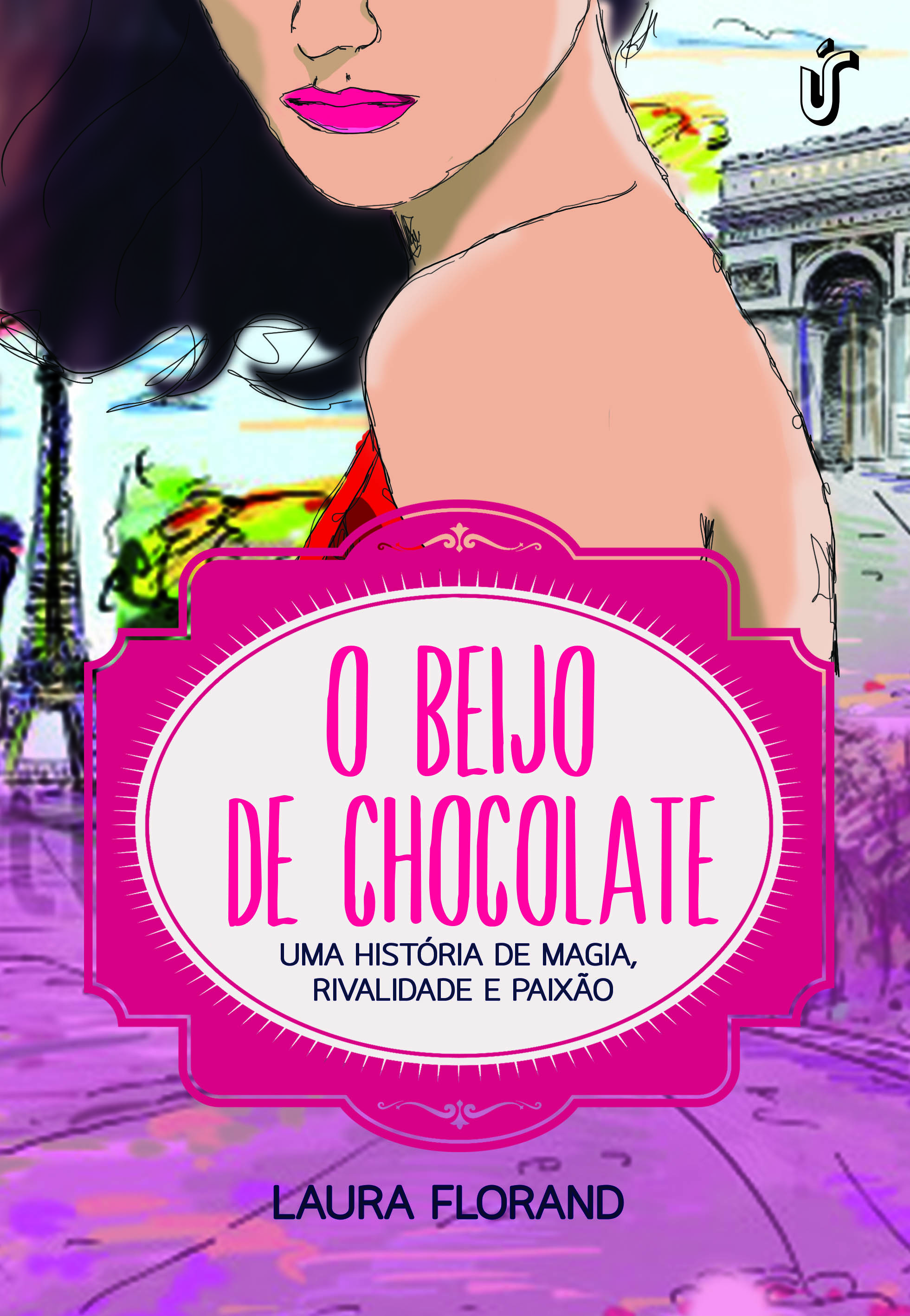 O beijo de chocolate