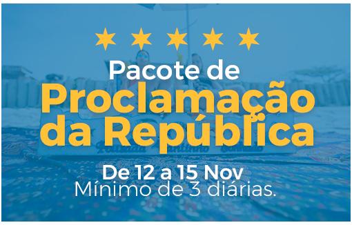 Pacote de Proclamação da República