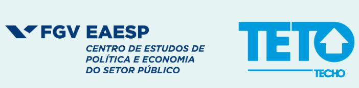TETO Brasil e FGV EAESP