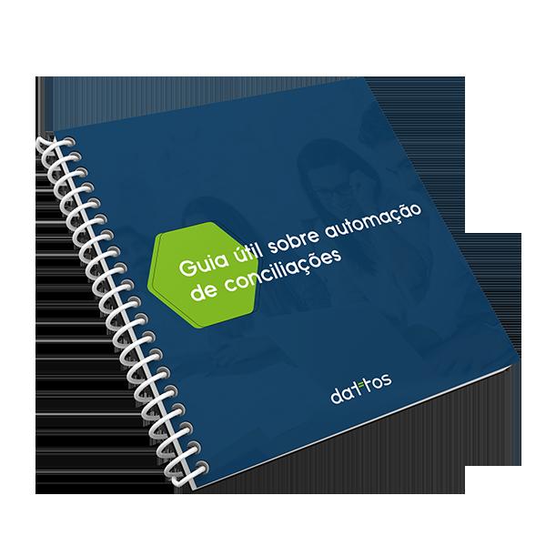E-book Guia útil sobre automação de conciliações