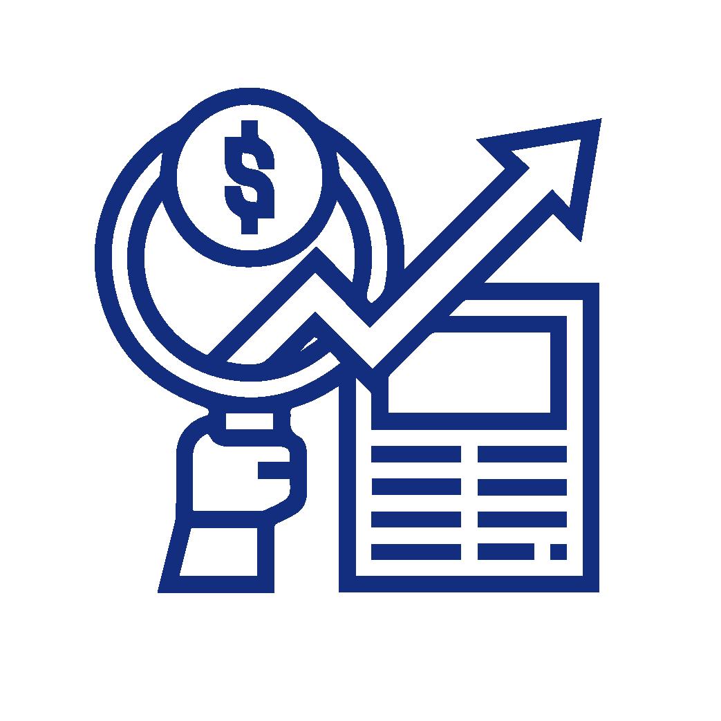 Auditoria de taxas, ajustes e tarifas;