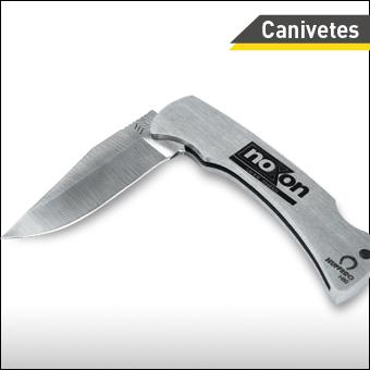 canivete personalizado com embalagem metalica para brinde