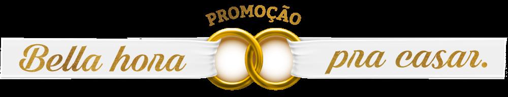 Promoção – Bella hora para casar