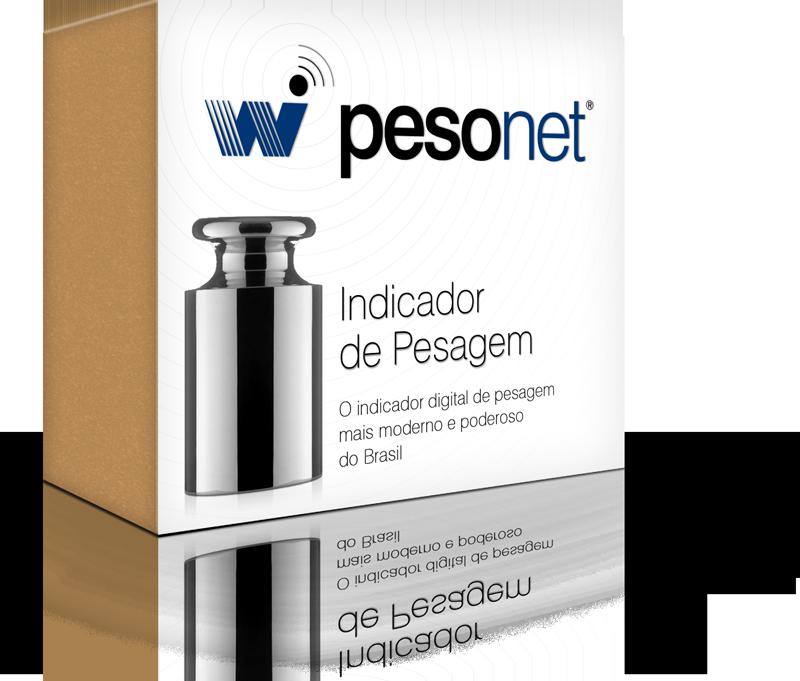Software Weightech Pesonet