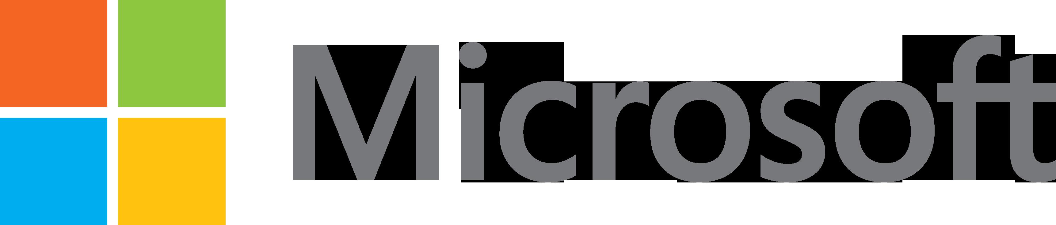 LogoMarca Microsoft