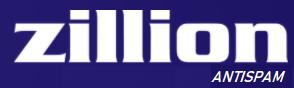 Logomarca Zillion AntiSpam