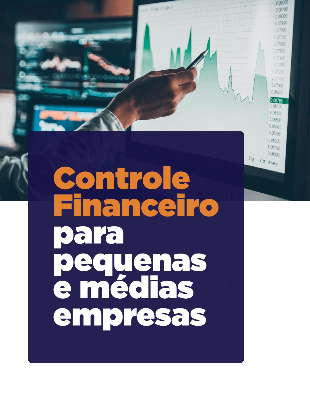 Controle Financeiro para pequenas e médias empresas